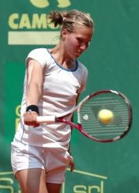 Viktorija Golubic, vincitrice dell'edizione 2013 degli Internazionali di Brescia