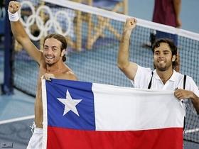 Nicolas Massu e Fernando Gonzalez