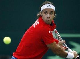 Fernando Gonzalez best ranking n. 5 (gennaio 2007).