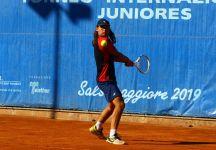 ITF Junior Prato: i risultati del secondo turno, avanti Gramaticopolo e Giorgio Tabacco