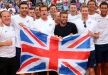 """Danel Evans parla del possibile cambio di nazionalità di Aljaz Bedene: """"Bedene in Coppa Davis ha già rappresentato la Slovenia e mi sembra davvero assurdo che ora possa rappresentare i colori di un altro paese"""""""