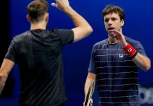 Lo strano ritiro alle ATP Finals di doppio