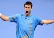 ATP Valencia: Altra sorpresa. Marcel Granollers supera in due set Juan Martin Del Potro. Ferrer in serata viene eliminato da Monaco