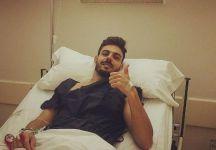 Marcel Granollers è stato operato all'ernia