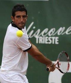 Claudio Grassi classe 1985, n.530 ATP