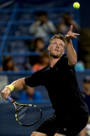 Stagione finita per l'australiano Sam Groth.