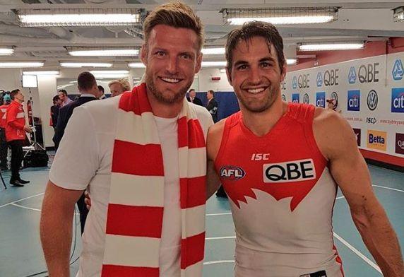 Sam Groth potrebbe giocare in una squadra di Football Australiano