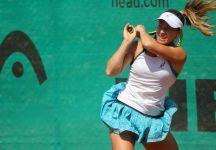 ITF Chiasso: out Zanevska, due rumene in semifinale. Fuori l'ultima svizzera per mano di Zavatska e la prima testa di serie out con la Burger