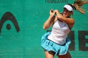 Anastasia Grymalska nella foto