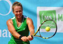 Resoconto da Bagnatica: Anastasia Grymalska si ferma in semifinale