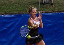 ITF Torino: Anastasia Grymalska in semifinale