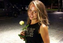 """Anastasia Grymalska:""""Sono tornata, il tennis è il mio presente e il mio futuro"""". La tennista italiana, al rientro, racconta la sua storia, le sue emozioni, i suoi obiettivi"""