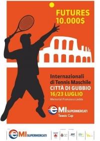 Da sabato via alla prima edizione del torneo future ITF