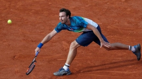 Ernests Gulbis ex top ten