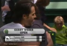 ATP Halle: Tommy Haas sgambetta Federer e vince il torneo (VIDEO)