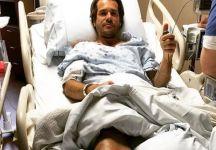 Tommy Haas operato al piede. Stop di almeno sei mesi. Il tedesco però ancora non pensa al ritiro