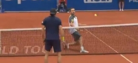 Magia di Tommy Haas