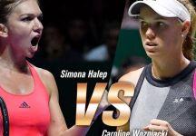Ranking WTA Live: Simona Halep e Caroline Wozniacki, chi vince prende tutto