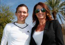 Simona Halep incontra Nadia Comaneci