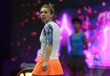 WTA San Pietroburgo: Il ginocchio ferma Simona Halep