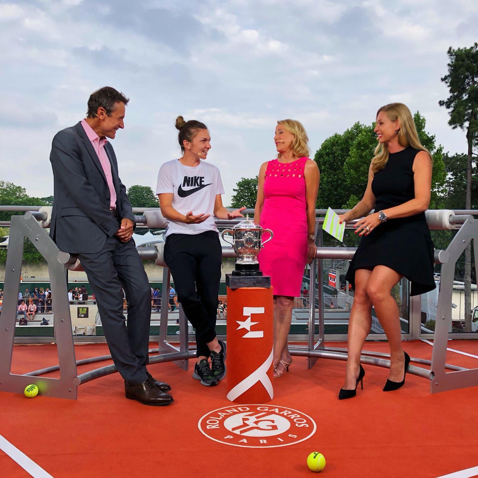 Roland Garros 2018: Eurosport fa incetta di record sui canali lineari e le piattaforme digitali