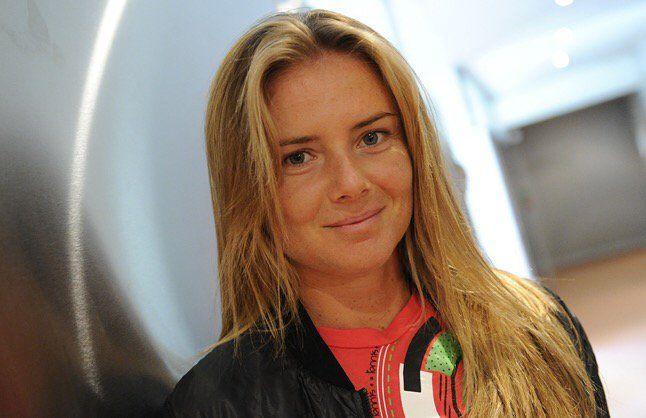 Daniela Hantuchova nella foto