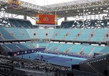 Il Miami Open 2021 non vedrà match nell'Hard Rock stadium