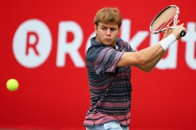 Ryan Harrison classe 1992, n.165 ATP