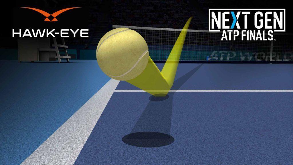NextGen ATP Finals con il solo Giudice di Sedia