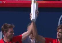 Masters 1000 Montreal: Nel doppio successo di Herbert-Mahut