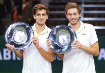 LIVE ATP Rotterdam: Live le Finali. Nel doppio successo di Herbert-Mahut