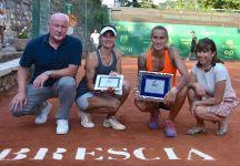 Polona Hercog conquista Brescia