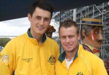 Davis Cup: Lleyton Hewitt capitano di Davis dell'Australia appena smetterà con il tennis