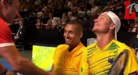 Fast 4 Tennis: Hewitt supera Nadal. Vittoria del Resto del Mondo