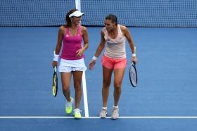 Flavia Pennetta e Martina Hingis