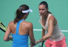 WTA Mosca: Doppio. Successo finale di Flavia Pennetta e Martina Hingis che però non si quaificano per il Masters WTA