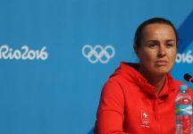 La gioa della Hingis per la medaglia olimpica