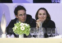 Martina Hingis ritorna alle luci della ribalta….ma non si tratta di tennis