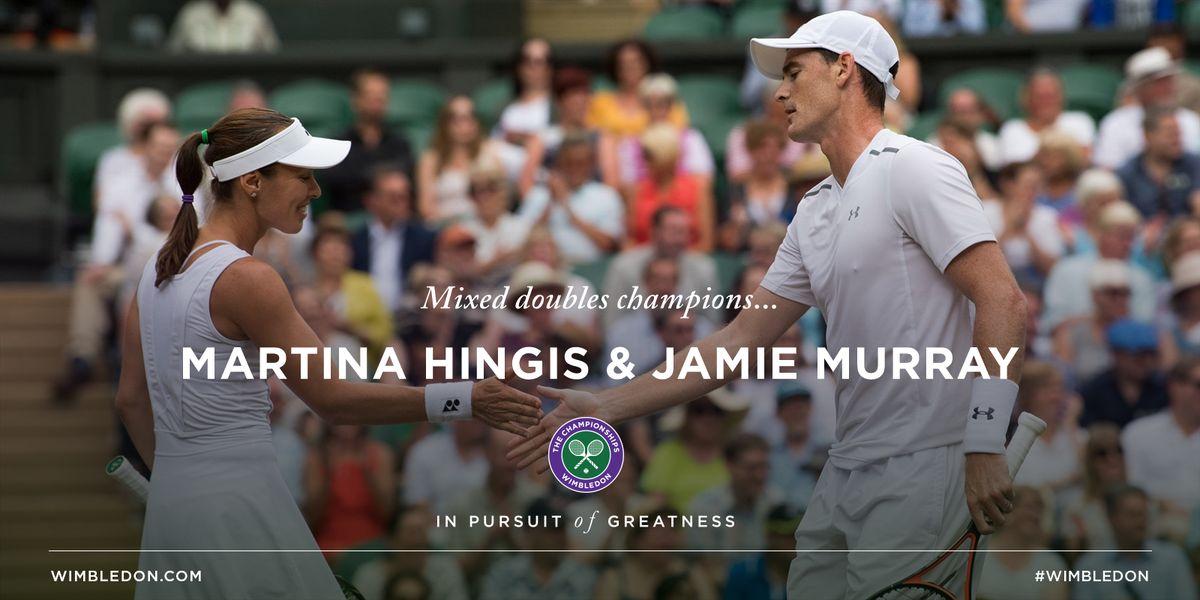 Risultati dal torneo di Wimbledon