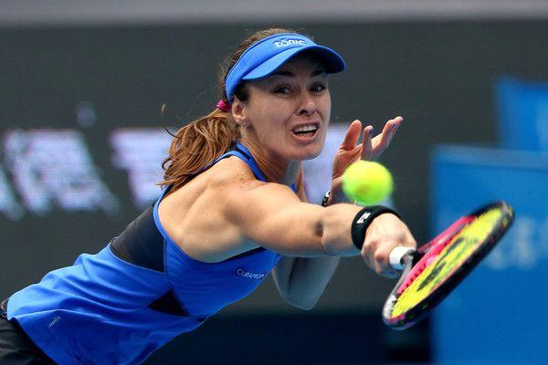 Martina Hingis quest'anno vincitrice in doppio a Bienna