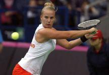 "Richel Hogenkamp ""si regala"" il match più lungo nella storia di Fed Cup"