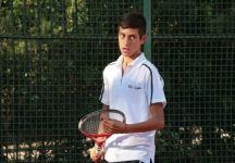 ITF Junior: finale per Iannacone nel G2. Vittoria per Bertuccioli nel G4 e per Di Nocera nel G5