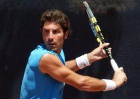 Stefano Ianni al secondo turno nel torneo di Bergamo