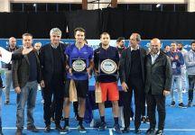 Da Andria: Trionfa Ignatik. Il bielorusso supera in finale il belga Heyman