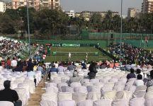 Davis Cup – India vs Italia 1-2: Gli indiani accorciano le distanze. Bolelli-Berrettini erano avanti di un break nel terzo set