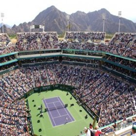 Numeri da record per Indian Wells