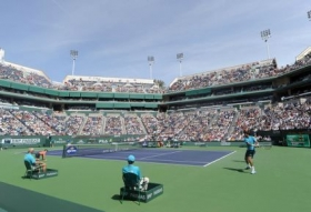 Live il torneo di Indian Wells