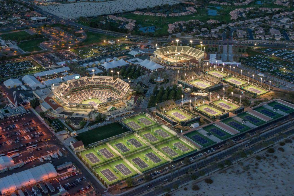 Indian Wells e la sua cancellazione. Il torneo di Marsiglia dovrebbe prendere il posto nella prima settimana