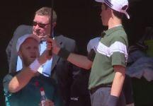 Video del Giorno: Dominic Inglot in confusione