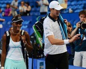 John Isner e Venus Williams vittoriosi oggi alla Hopman Cup